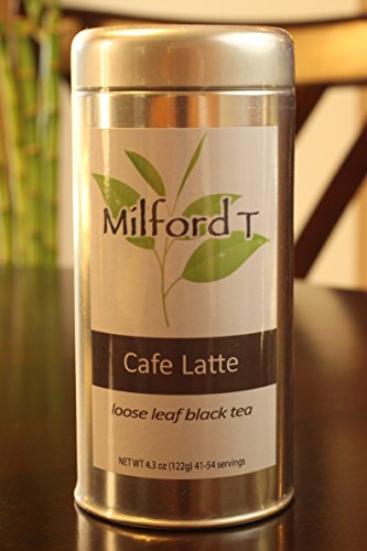 Milford T - Cafe Latte Loose Leaf Tea