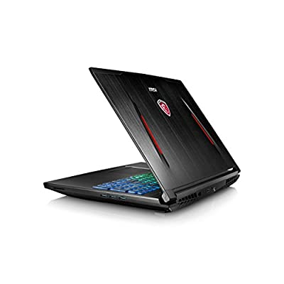 "MSI GT62VR 7RE Dominator Pro 15.6"" Gaming Laptop (Core i7- 7700HQ/ DDR4 16GB/1TB (SATA) 7200rpm + 256GB SSD (M..."