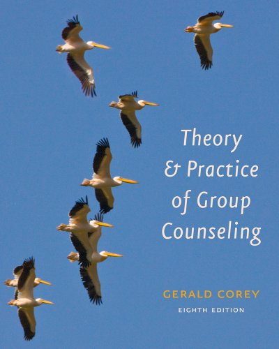 Bundle: Theory and Practice of Group Counseling, 8th + Student Solutions Manual