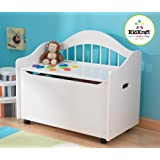 KidKraft Limited Edition Toy Box - White 14101