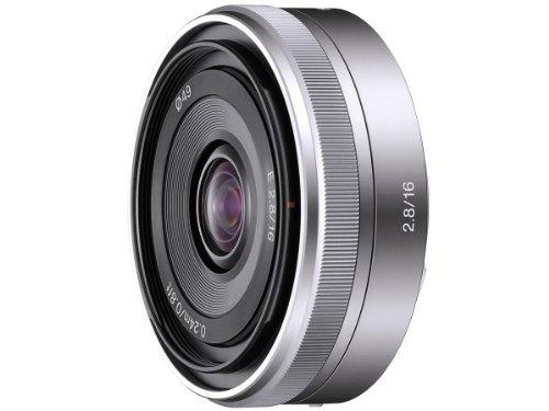 Sony SEL16F28 Alpha NEX Series Lens - 16mm F2.8