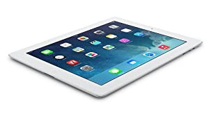 "Apple - iPad 2 Wi-Fi - Tablette PC - 16 Go - 9.7"" IPS ( 1024 x 768 ) - Appareil-photo arrière+ appareil-photo avant - Wi-Fi, Bluetooth - blanc"