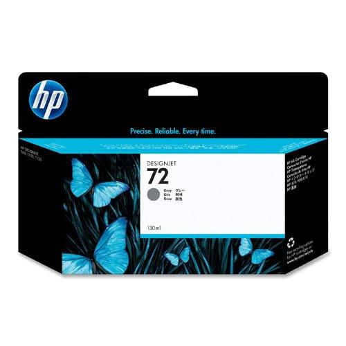 HP 72 Gray Ink Cartridge, HP C9374A