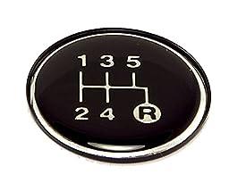 Omix-Ada 18885.28 Transmission Shift Pattern Plate
