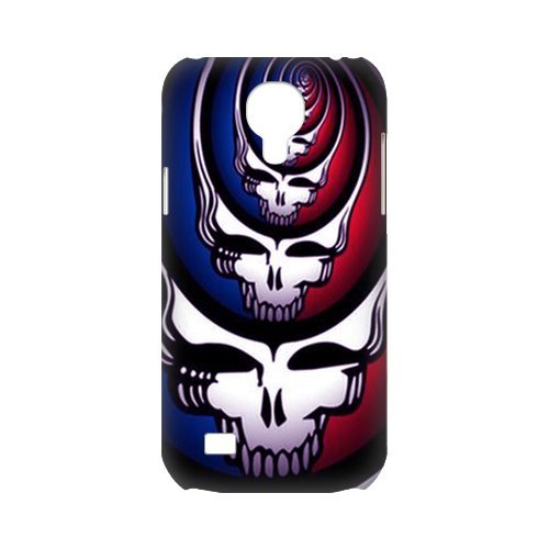 CTSLR Band Grateful Dead 3D Hard Case Cover Skin for Samsung Galaxy S4 Mini-1 Pack- 1