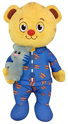 Daniel Tiger's Neighborhood Snuggle and Glow Plush Toy (Red Trolley Toy compare prices)