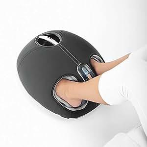 Amazon Com Brookstone 839379 Shiatsu Foot Massager With