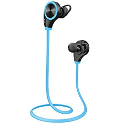 Ecandy Apple Iphone 6 Plus Wireless Earphone (Blue)