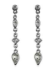 Autograph Trail Drop Earrings MADE WITH SWAROVSKI® ELEMENTS