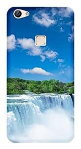 WOW Printed Designer Mobile Case Back Cover For Vivo X6Plus