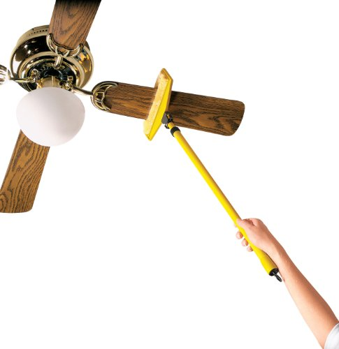 Miles Kimball Yellow Ceiling Fan Duster