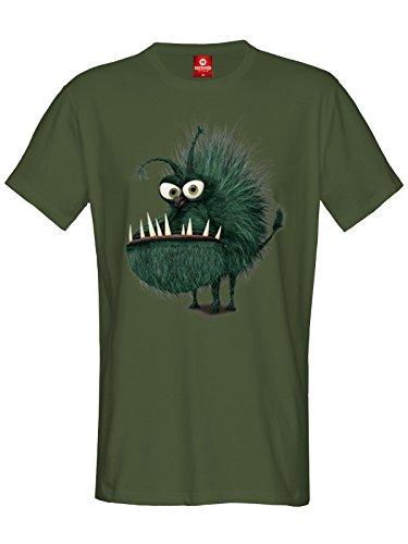 Minions-Kyle-Camiseta-Aceituna-S