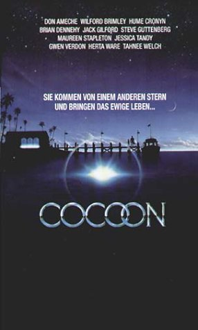 Cocoon [VHS]
