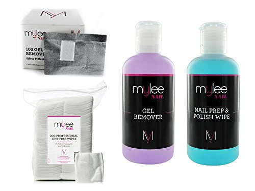 mylee-prep-wipe-with-remover-nail-wipes-wraps-kit-package-nail-gel-polish-soak-off-new