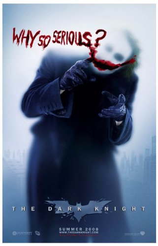 Pop Culture Graphics 11by17Inch The Dark Knight Movie Poster, Style B Picture