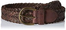 Bosa Brown Leather Men's Belt (BELT-003BRN)