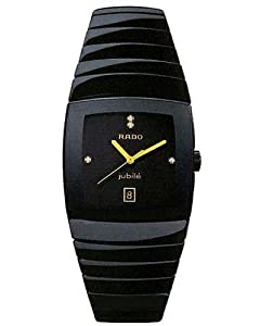 Rado Sinatra Jubile Ceramic Mens Watch R13723712