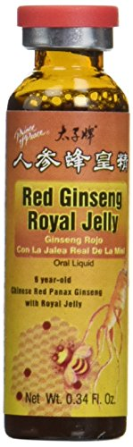 Prince of Peace Red Ginseng Royal Jelly 30 Vial(s) (Royal Jelly Vials compare prices)