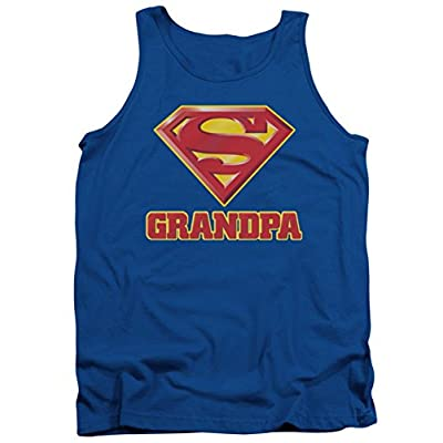 Superman: Super Grandpa Tank Top