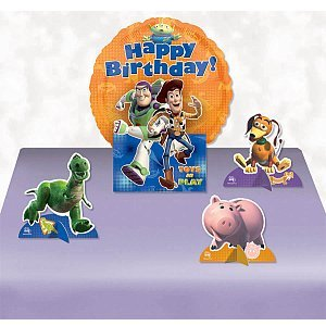 Toy Story Balloon Centerpiece (4pc)