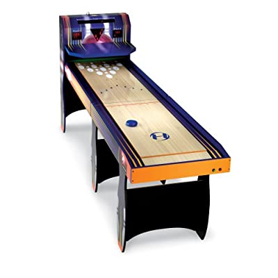 Amazon.com : Harvard Shuffle Bowling : Home Bowling Alleys : Sports