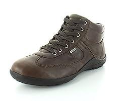 Geox Mens Compass Grey Rain Boot - 42 M