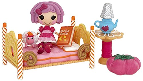 Zapf Creation 502388E4C - Set di bambole Mini Lalaloopsy con accessori