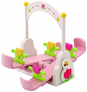 Sylvanian Families Baby Double See-Saw