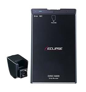 イクリプス(ECLIPSE)  日本製 ドライブレコーダー セパレート(分離型)タイプ DREC4000