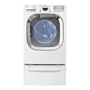 Whirlpool Wed7800xw Front Load Electric Dryer
