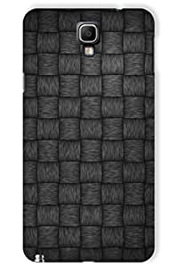 IndiaRangDe Hard Back Cover FOR Samsung Galaxy Note 3 Neo