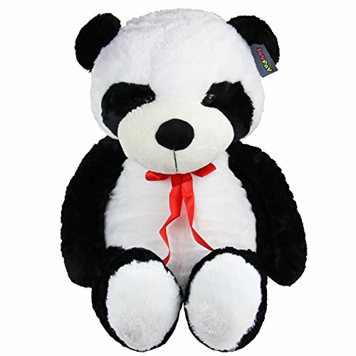 Joyfay-100cm-Giant-Panda-Bear-47-Large-Bear-Big-Stuffed-Plush-Toy-Best-Gift-for-Birthday-Christmas-Valentine-Anniversary