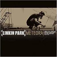 リンキン・パークのメテオラのCDジャケット