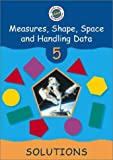 img - for Cambridge Mathematics Direct 5 Measures, Shape, Space and Handling Data Solutions book / textbook / text book