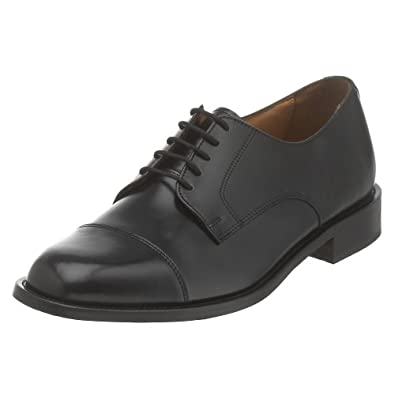 Bostonian Men's Andover Cap Toe Oxford,Black,6 M