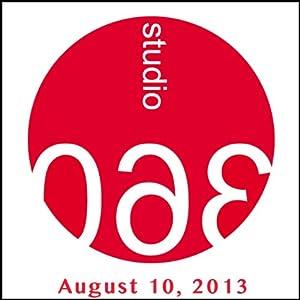 Studio 360: Big Data Meets Culture & Six-Second Movies Radio/TV Program