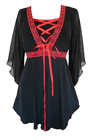 dare to wear victorian gothic women 39 s plus size bewitched