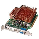 41M3Slf1s4L. SL160  Biostar GeForce 7600GS nVIDIa PCI Express / PCI E x16 512MB GDDR2 Graphics Video Card, SLI, DVI / HDTV, V7602GS51, Refurbished Reviews