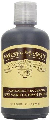 Nielsen-Massey Vanilla Bean Paste - Pure - Madagascar Bourbon - 32 oz