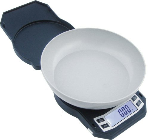AWS LB-501 500 X 0,01 G American Weigh Scale Bowl
