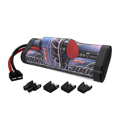 Venom 8.4v 3000mAh 7-Cell Hump Pack NiMH Battery with Universal Plug