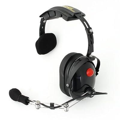 Rugged Radios H15-BLK Radio Headset by Rugged Radios