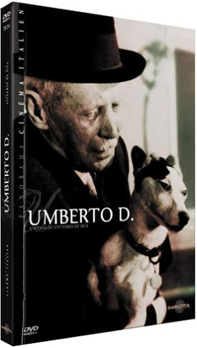 Umberto D. [Francia] [DVD]