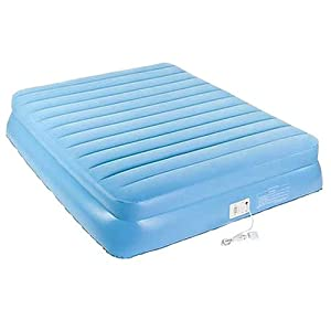 "Aerobed 9221 18 5"" Raised Twin Size Inflatable Air Bed"