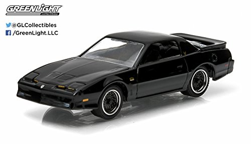 1987 Pontiac Firebird GTA * Black Bandit Collection Series 11 * 2014 Greenlight Collectibles Limited Edition 1:64 Scale Die-Cast Vehicle
