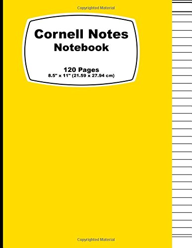 cornell-notes-notebook-yellow-cover-note-taking-notebook-for-students-writersschool-supplies-list-no