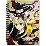 Soul Eater - Maka and Soul Notebook