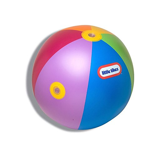 Little Tikes Beach Ball Sprinkler (88 Inches) (Colors May Vary) - 1