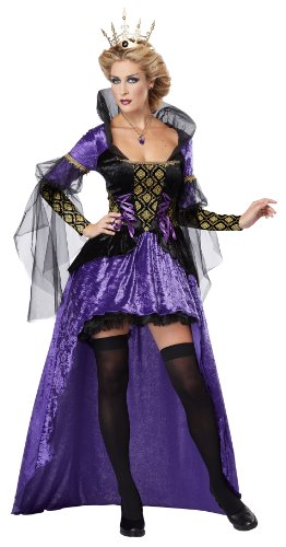 California Costumes Women's Wicked Queen Adult