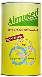 Almased Vitalkost pflanzlich, 1er Pack (1 x 500 g)